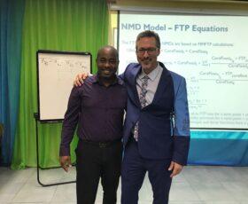 David and Omar ALM Workshop at Sagicor Bank Feb 2020