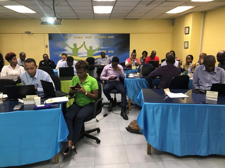 ALM Workshop at Sagicor Bank Feb 2020